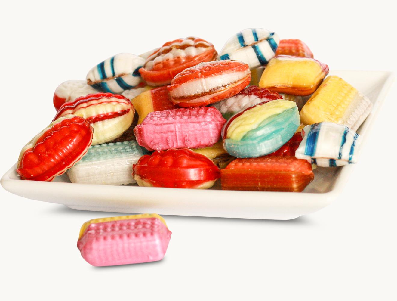 Bonbons Schoko-Fourrée