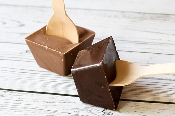 Trinkschokolade & Fondue