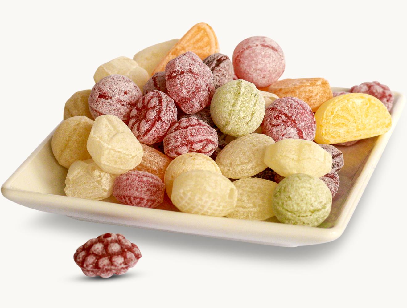 Bonbons Früchtemix Bavaria