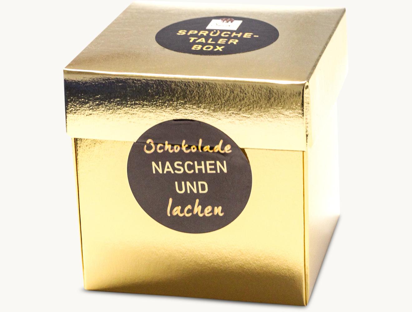 Sprüche Goldbox