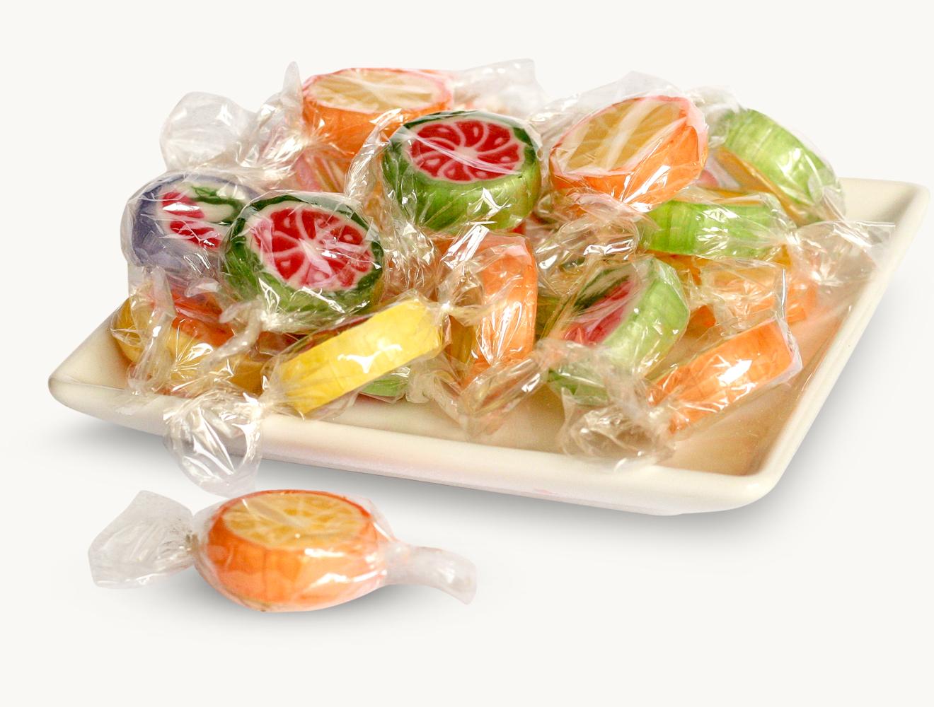 Bonbons Nostalgie Früchte