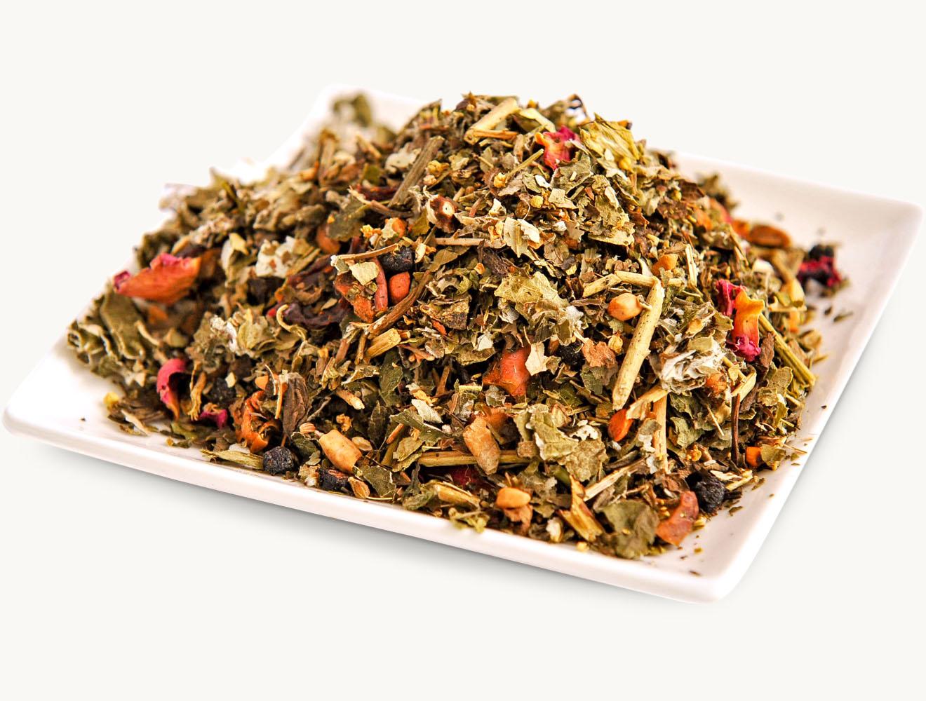 Bayerischer Schlechtwetter-Tee