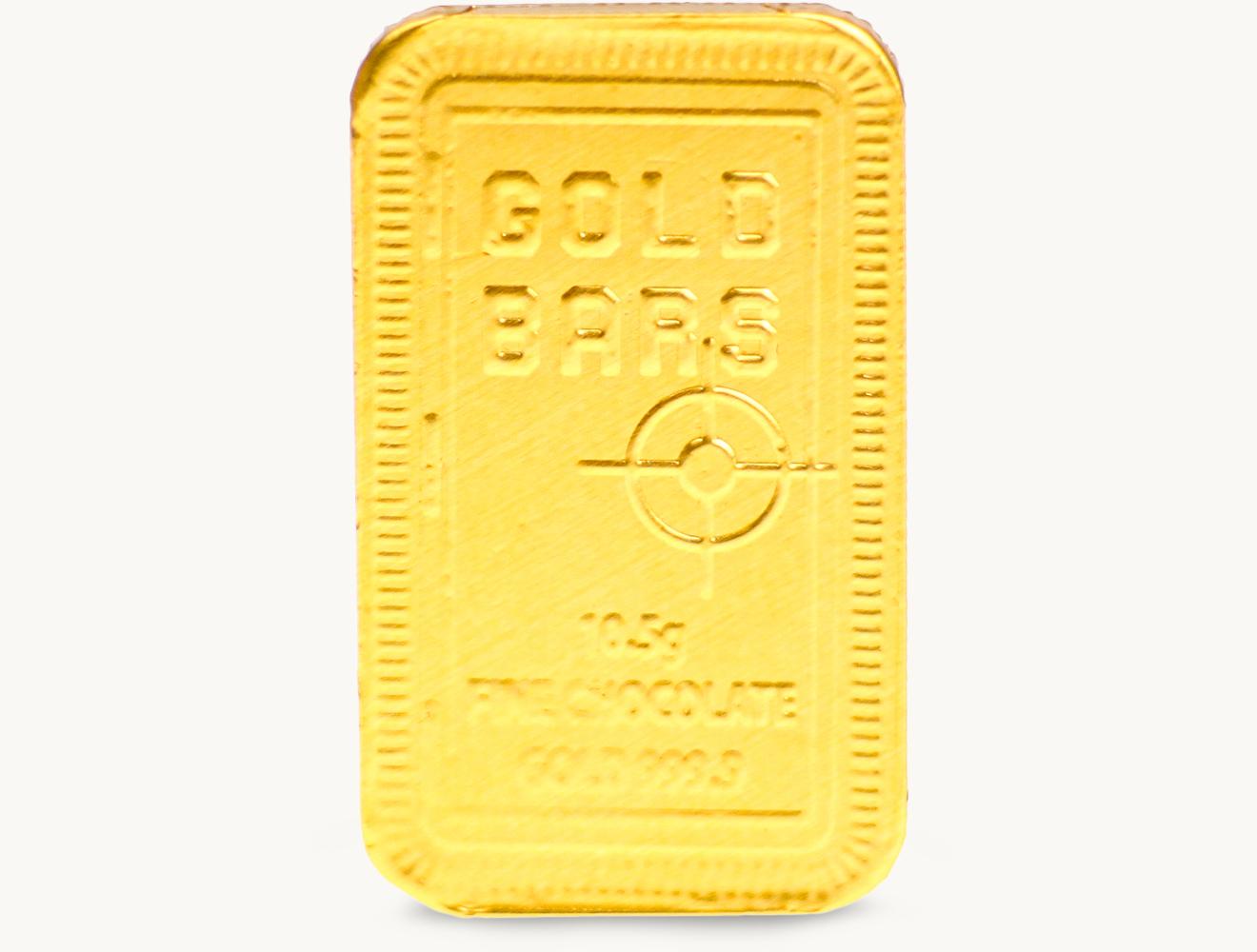 Goldbarren Vollmilch