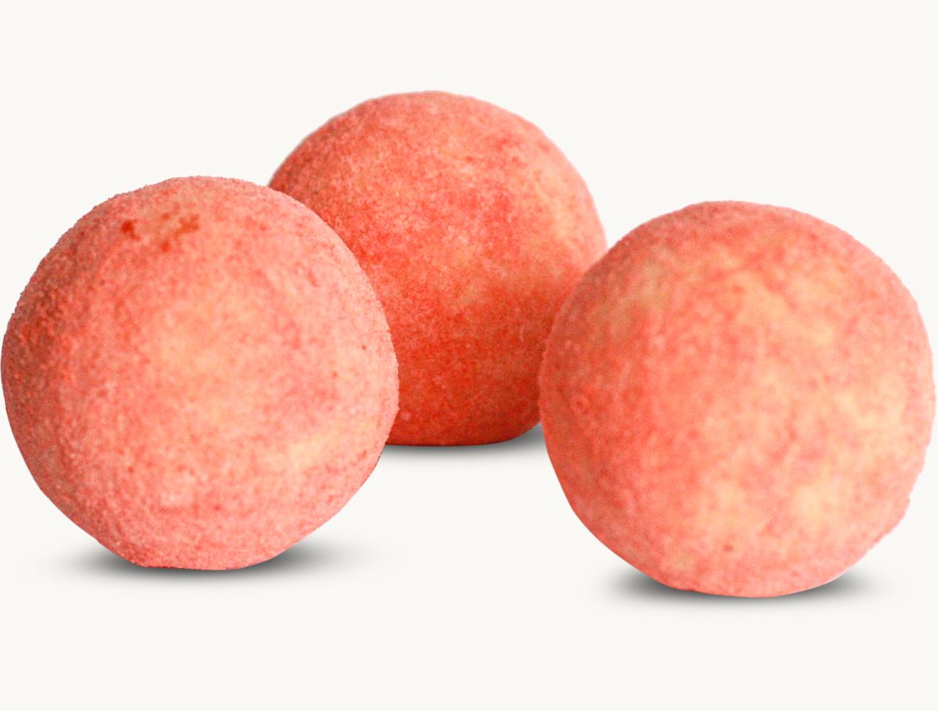 Erdbeer Trüffel Stangerl