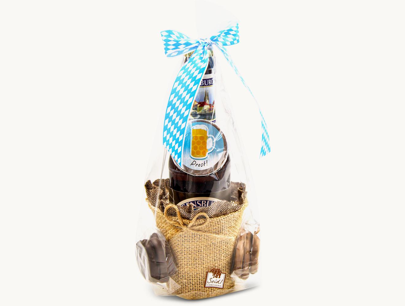 Bayerisches Bierpräsent