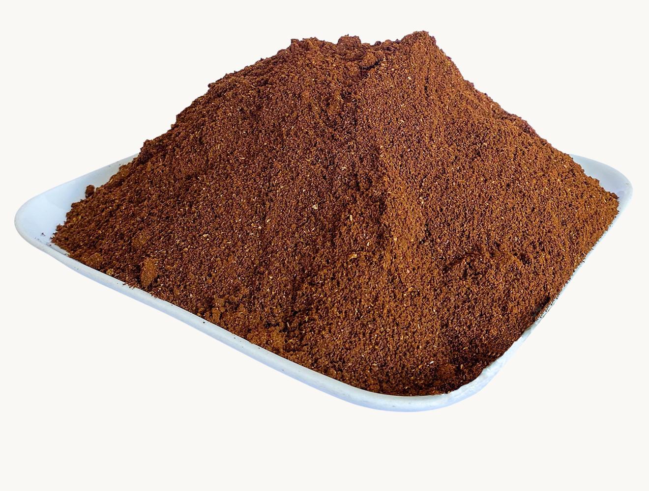 Hausmischung 100% Arabica Kaffee gemahlen