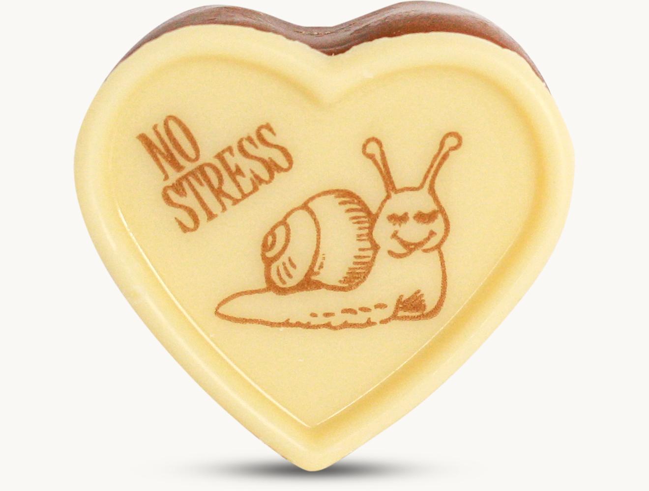 Herzpraline - No Stress