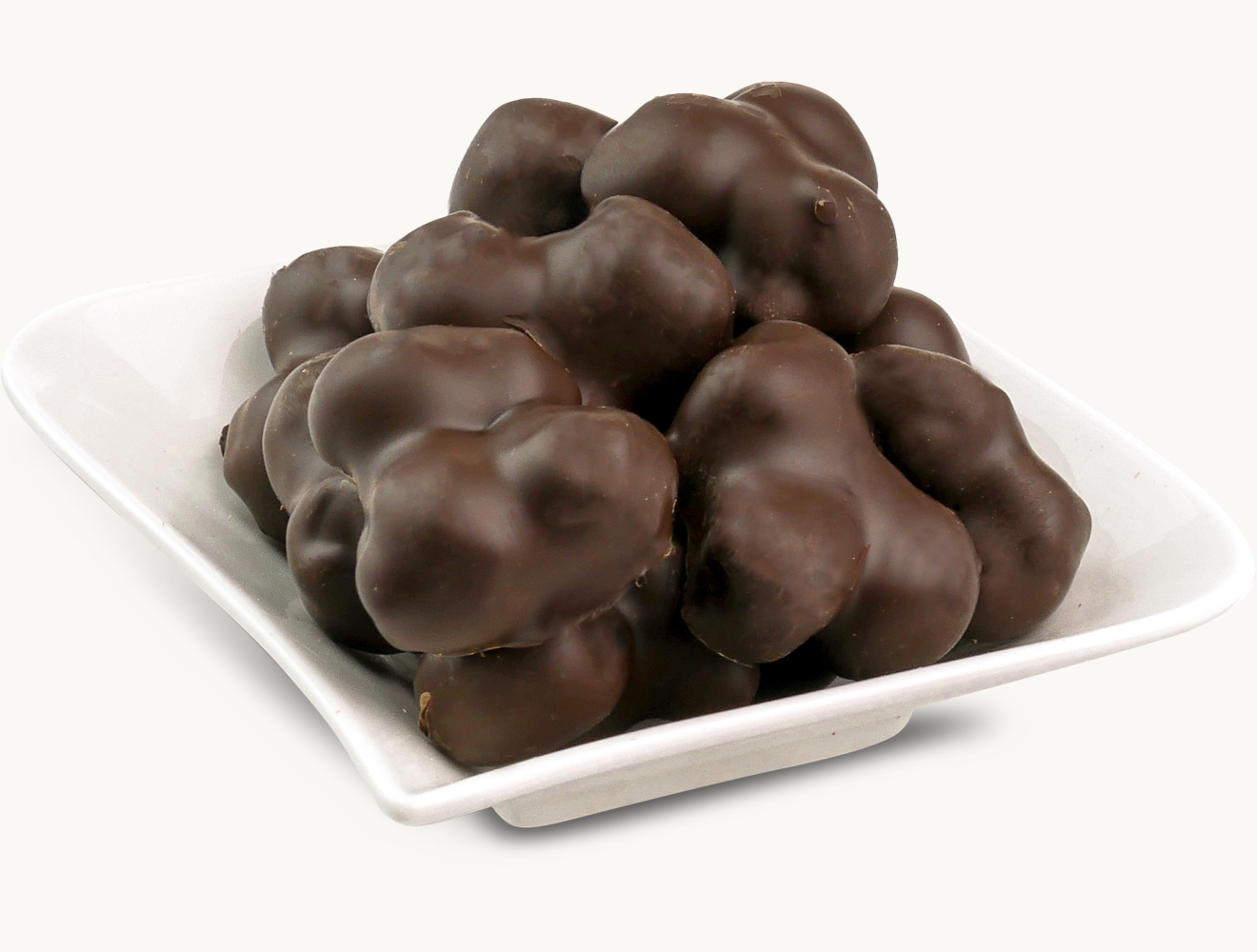 Dark Chocolate Popcorn Caramell-Sea Salt