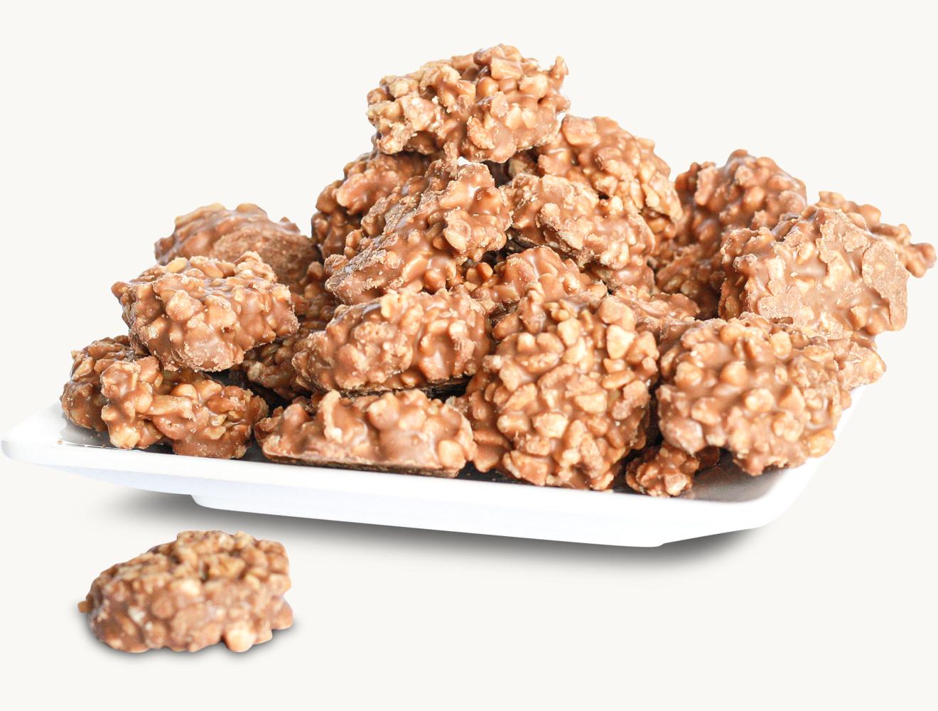 Crunch Macadamia Vollmilch